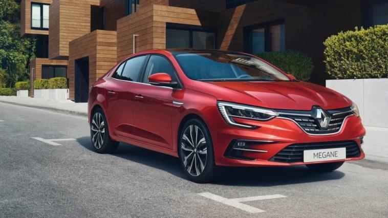 La Renault Mégane Grand Coupé A été Rénovée. Quoi De