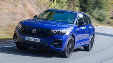 Nous Avons Déjà Conduit Le Touareg R. La Volkswagen La