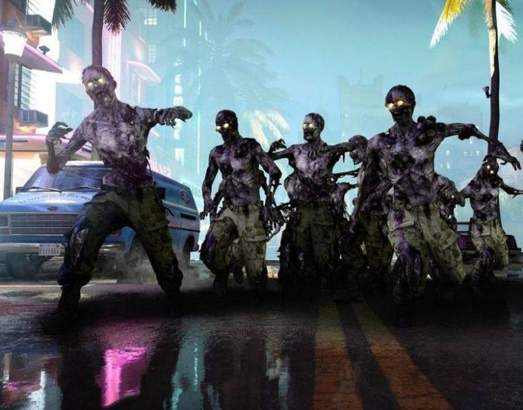 Voici Zombies Onslaught, Le Mode De Call Of Duty Black