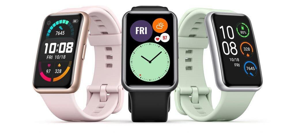 Vous n'êtes pas obligé de courir des marathons pour profiter des fonctions Huawei Watch Fit