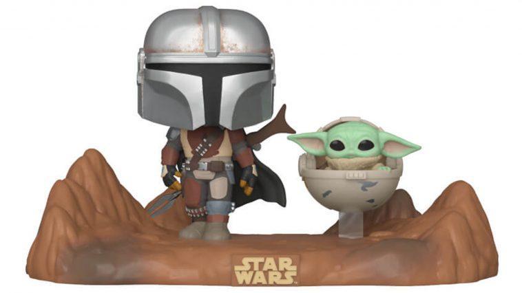 Mando Mondays: Nouvelle Marchandise Pour La Série Star Wars The