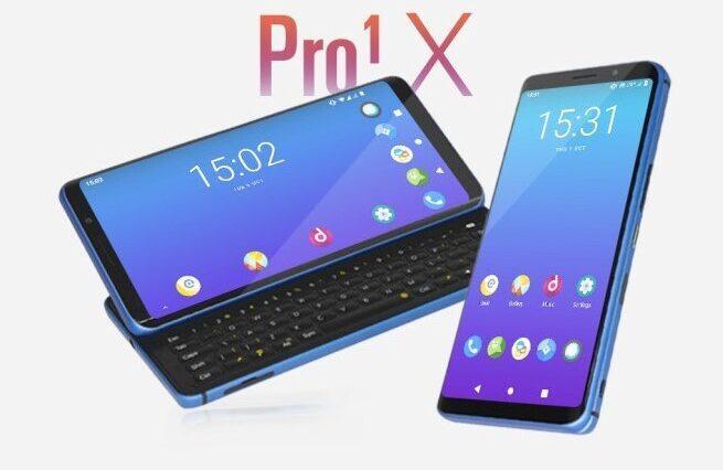 XDA Pro1-X veut être le premier smartphone avec LineageOS (ou Ubuntu!) Pré-installé, mais fait face au défi du financement participatif