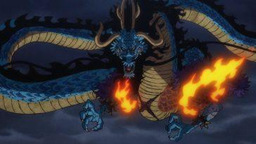 One Piece: Ice Demons And Kaido's Comeback Chapitre 993