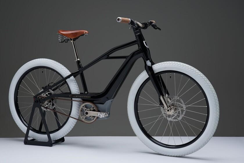 Harley-Davidson dévoile le Serial 1, son spectaculaire vélo électrique au design rétro