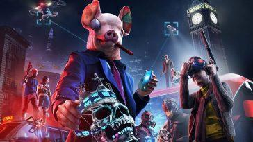 Watch Dogs: Legion Comparaisons De Taille De Carte