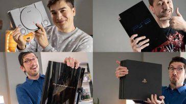 Histoire Playstation: Revenez Avec Nous Sur Ps1 à Ps4