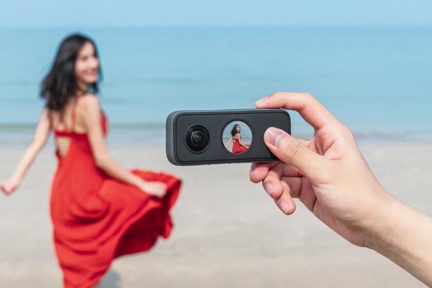 Insta360 One X2: une caméra deux-en-un de poche pour enregistrer des vidéos à 360 ° en résolution 5,7K