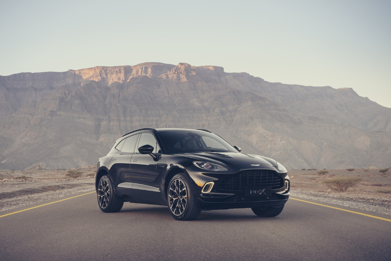 DBX devrait être responsable de l'augmentation prévue des ventes pour Aston Martin