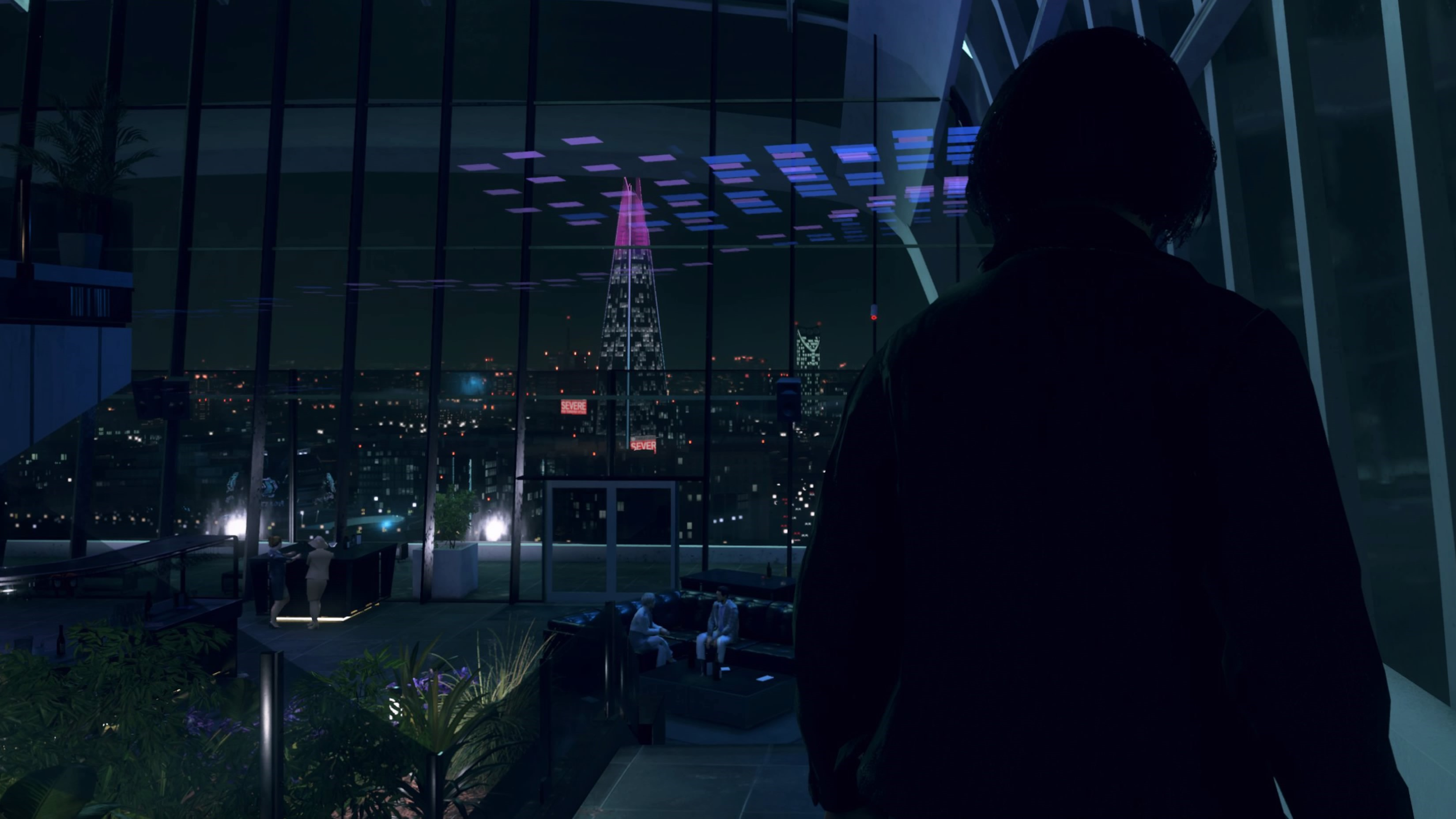 Watch Dogs Legion Londres GTA