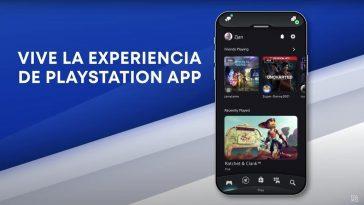 Sony Présente Une Nouvelle Version De L'application Playstation