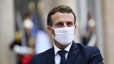 Macron Annonce Un Nouveau Confinement à Travers La France à