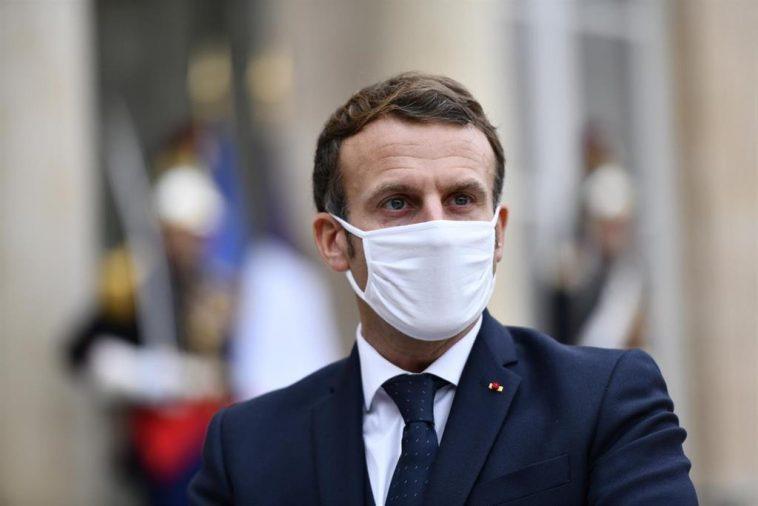 Macron Annonce Un Nouveau Confinement à Travers La France à