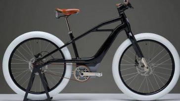 Règles Rétro: Harley Davidson Présente Son Premier Vélo électrique