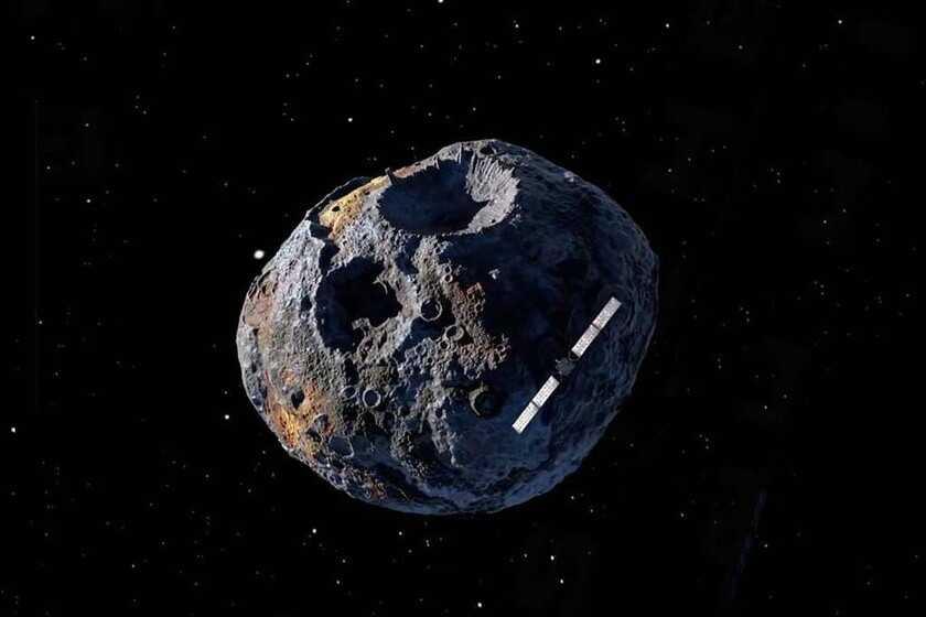 L'astéroïde d'une valeur de 10,000,000,000,000,000,000 dollars pour la NASA: une gigantesque masse de métaux entre Mars et Jupiter