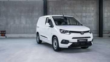 Toyota Lance Une Campagne De Location Pour Proace City