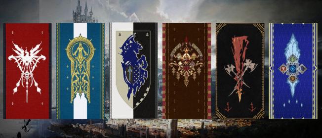 Final Fantasy 16 monde de Valistheas avec ses 6 royaumes.