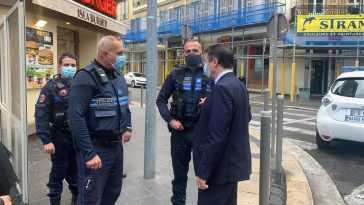 Un Homme Soupçonné D'avoir Contacté L'auteur De L'attentat De Nice