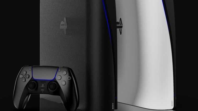 Ps5 Slim: Voici à Quoi Pourrait Ressembler La Playstation 5