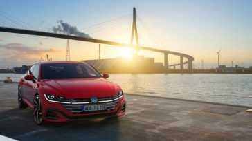 Volkswagen Renouvelle Arteon Et Présente La Version Shooting Brake