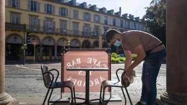 La France Note Une Nouvelle Augmentation Des Cas Quotidiens En
