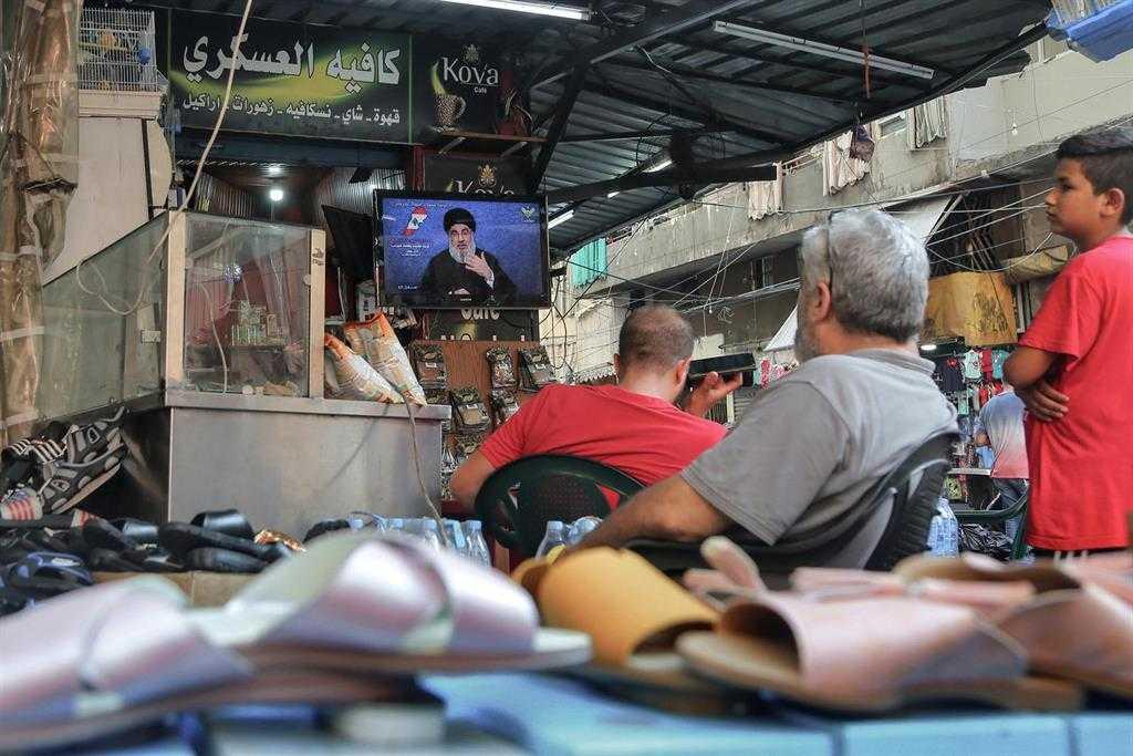 Le Chef Du Hezbollah Condamne L'attaque Terroriste De Nice