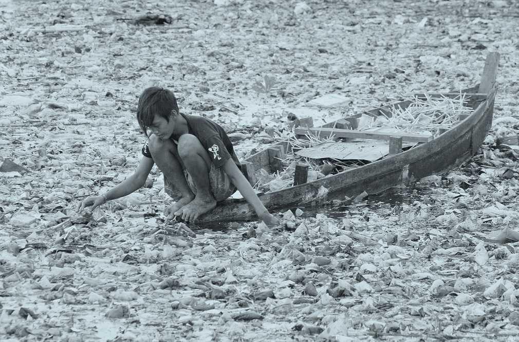 Pollution Plastique: La Source Américaine Partout Dans Le Monde Est