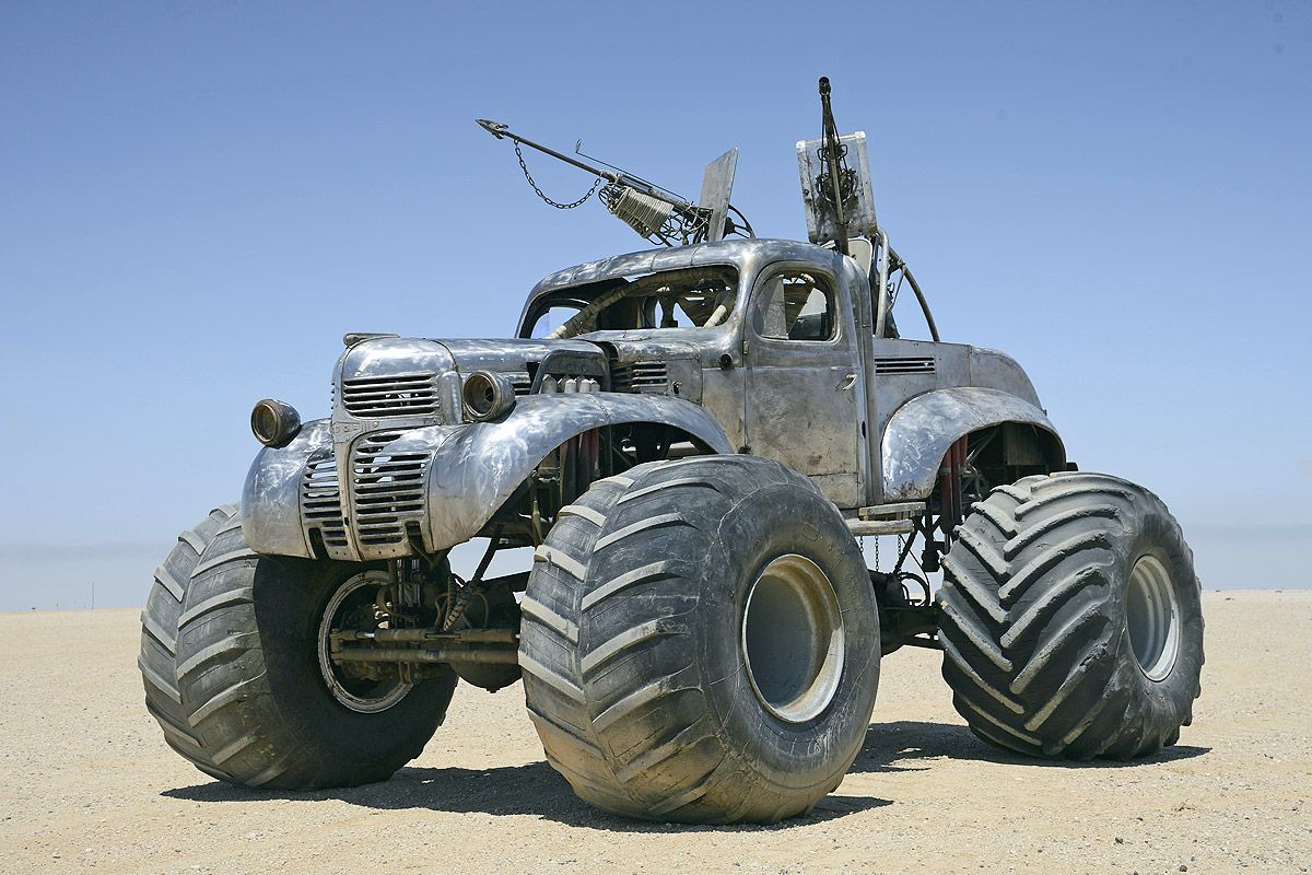 Mad Max Big Foot