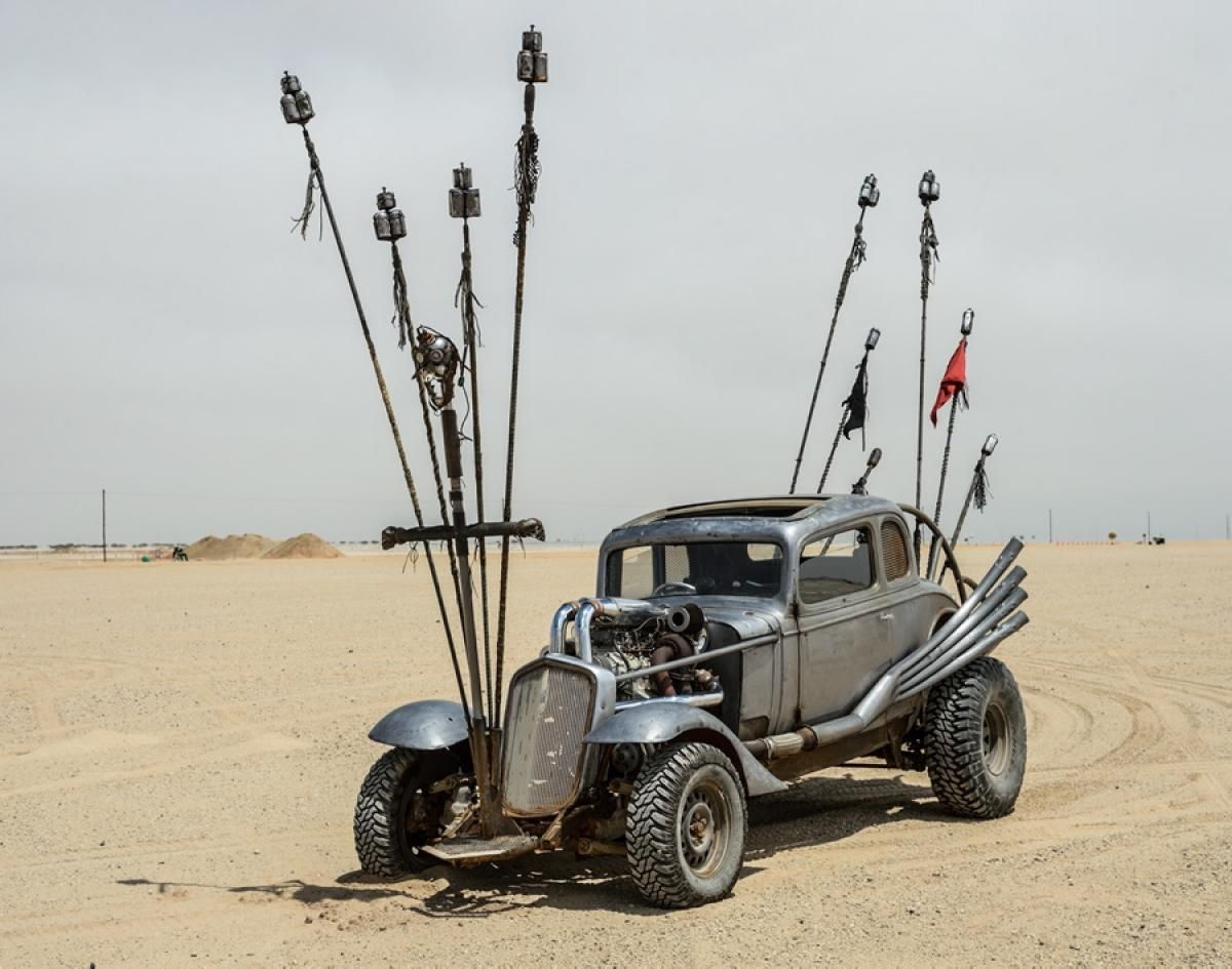 Voiture Mad Max Nux