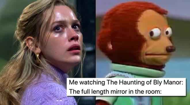 Haunting of Bly Manor memes: Tous les meilleurs tweets sur la série