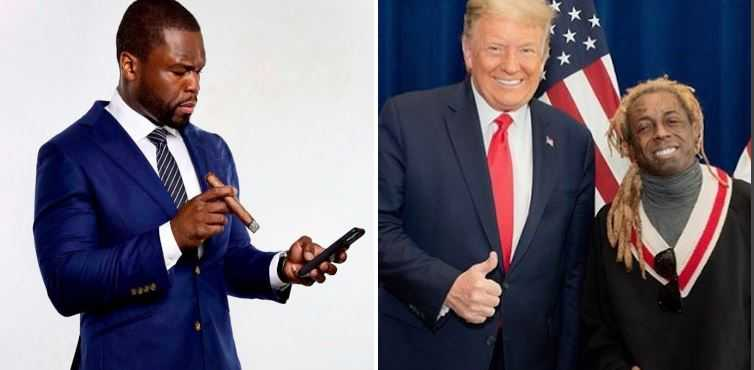50 Cent Goes After Lil Wayne For Supporting Donald Trump.1604028855.jpg