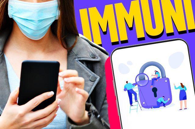 À Partir D'aujourd'hui, L'application Immuni Est Entièrement Gérée Par L'État