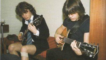 Ac / Dc: Angus Young Explique Pourquoi Ils N'ont Pas