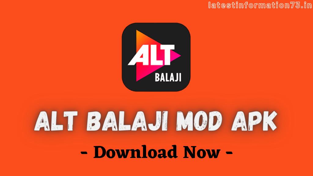 Altbalaji Mod Apk: Premium Débloqué, Pourquoi L'apk?