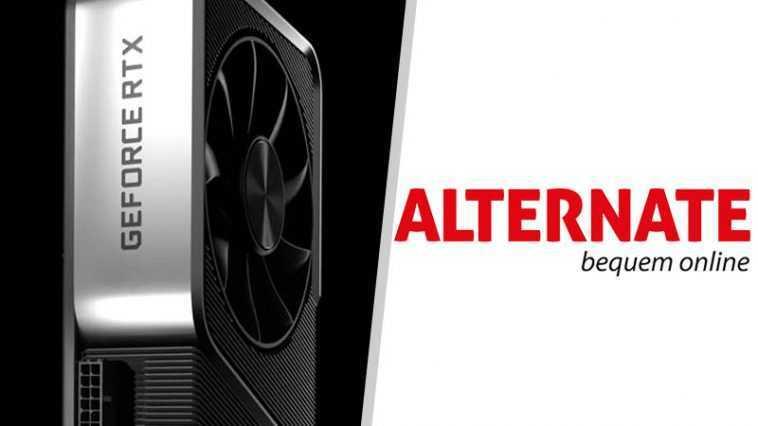 Achetez Maintenant Geforce Rtx 3070 Chez Alternate! Guide De