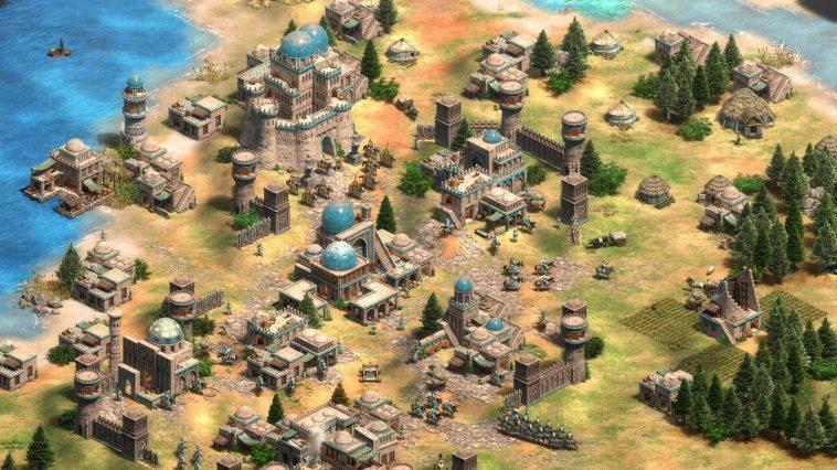 Age Of Empires Iii: Definitive Edition Présente Les Bases De