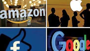 Amazon, Apple, Facebook Et D'autres Grandes Technologies Rebondissent Plus Tôt,