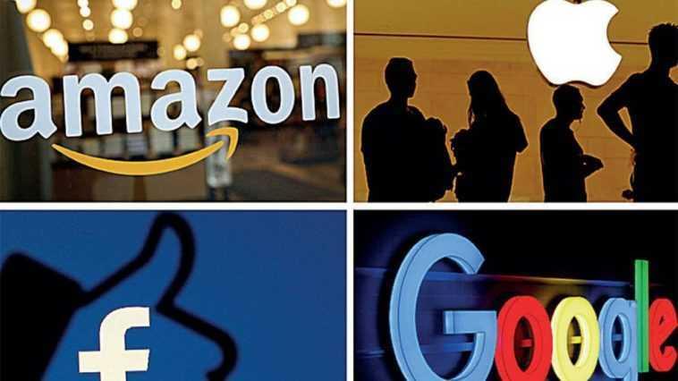 Amazon, Apple, Facebook Et D'autres Grandes Technologies Rebondissent Plus Tôt,