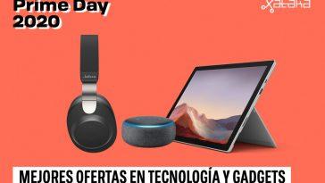 Amazon Prime Day: les meilleures offres du jour sur la technologie et les gadgets