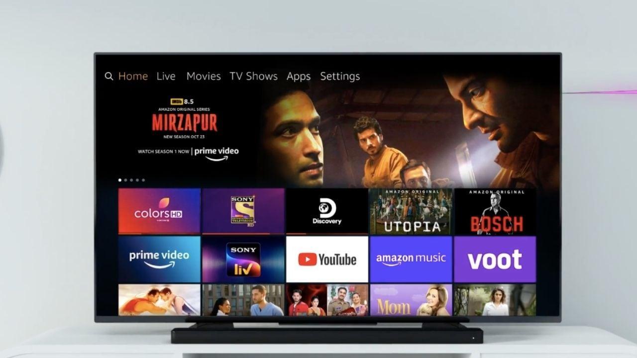Amazon déploie la fonction Live TV sur les appareils Fire TV en Inde: voici comment cela fonctionne