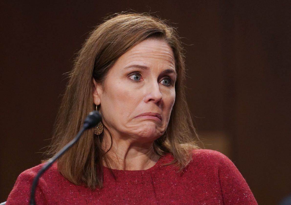 Amy Coney Barrett Confirmée à La Cour Suprême, Les Droits