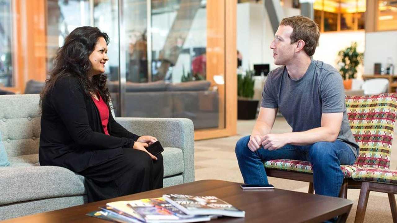 Ankhi Das, un dirigeant de Facebook en Inde, quitte l'entreprise au milieu d'une dispute politique