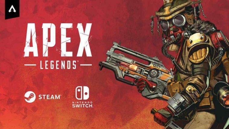Apex Legends Arrivera Sur Steam Le 4 Novembre; Switch Release