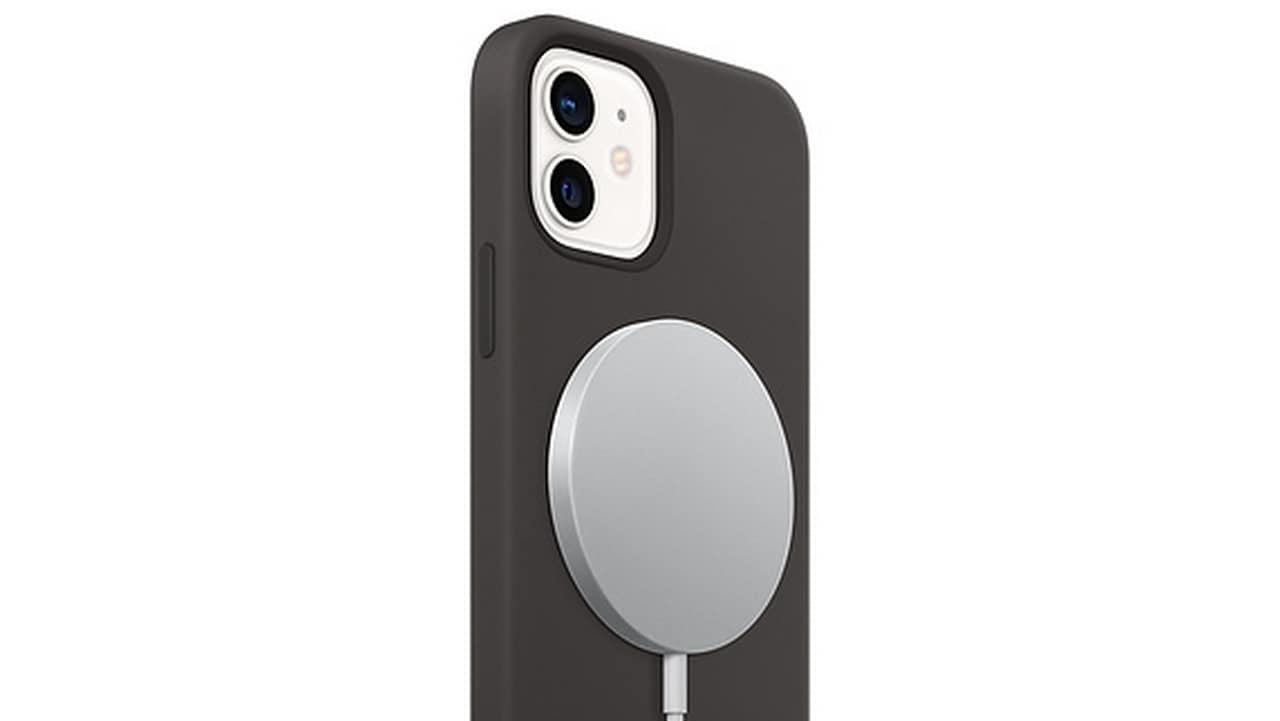 Apple avertit que les chargeurs MagSafe pourraient laisser des impressions sur les étuis en cuir pour iPhone 12