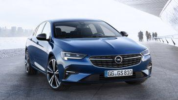 Après Le Lifting. Opel Insignia Obtient Deux Nouveaux Moteurs Essence