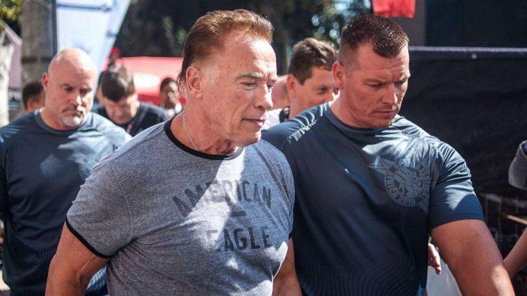 Arnold Schwarzenegger dit se sentir