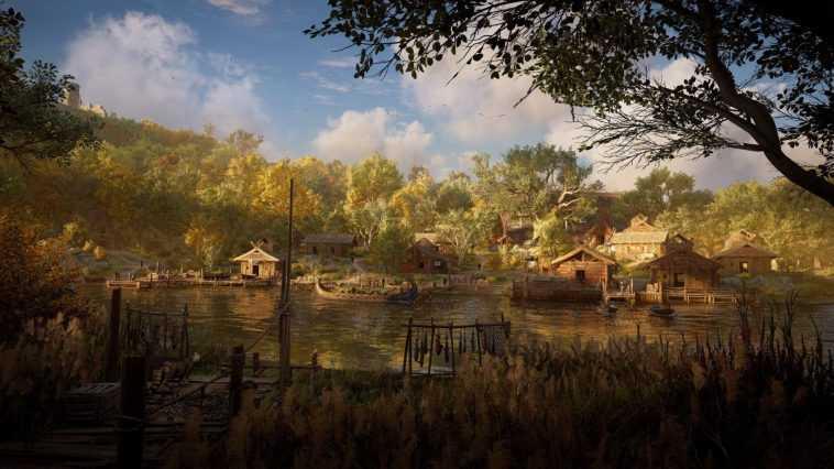 Assassin's Creed Valhalla Proposera Une Résolution 4k Redimensionnée Sur Ps5