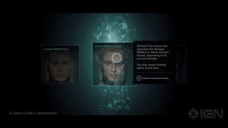 Assassin's Creed Valhalla: Voici Comment Le Changement De Personnage Dynamique