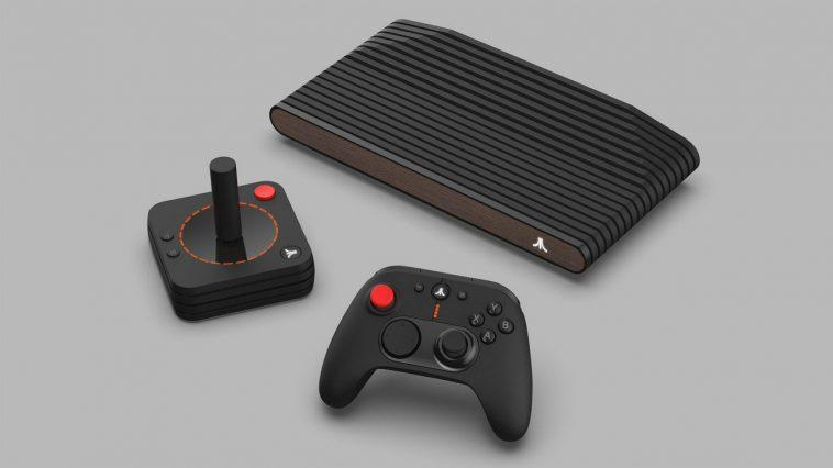 Atari Annonce Une Console De Jeu Vidéo Appelée Atari Vcs