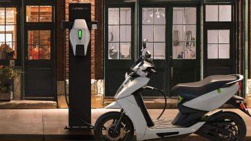 Ather Energy Va Installer 150 Bornes De Recharge Rapide Publiques