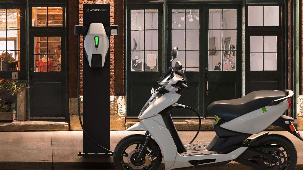 Ather Energy va installer 150 bornes de recharge rapide publiques à travers l'Inde d'ici décembre 2020